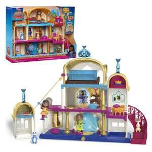 Disney Junior Royal Adventures Palace Playset, Playsets, Ages 3 Up, by Just Play