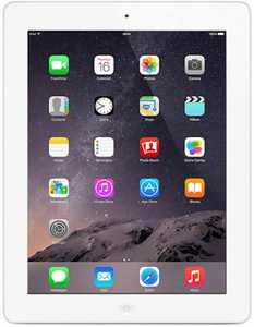 Refurbished Apple iPad 4th Gen Retina 16GB Wi-Fi 9.7in - White - (MD513LL/A)