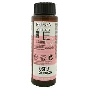 Redken Shades Eq Hair Color Gloss 06Rb, Cherry Cola, 2 Oz