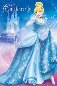 Disney Princess- Cinderella Poster - 24x36