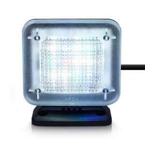 TKOOFN Fake TV Simulator Anti-Burglar Theft Deterrent LED Light Sensor Home Security