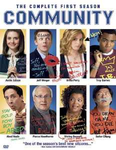 Community: The Complete First Season (DVD)