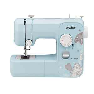 Brother LX3817A 17-Stitch Portable Full-Size Sewing Machine, Aqua