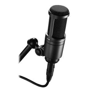 Audio Technica AT2020 Side Address Studio Mic