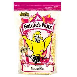 Natures Nuts 00077 25 Lbs Premium Cracked Corn