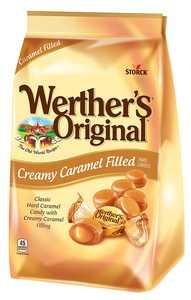 Werther's Original Creamy Caramel Filled Hard Candy, 30 Oz