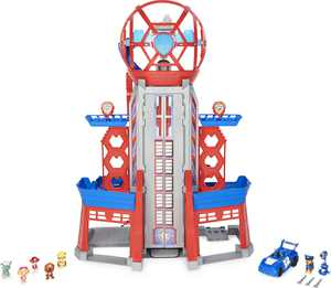 PAW Patrol, Transforming Ultimate City Movie Tower, for Ages 3 and up