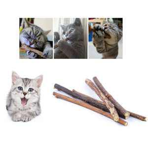 Chicdog Matatabi Catnip Chew Teeth Cleaning Cat Toy
