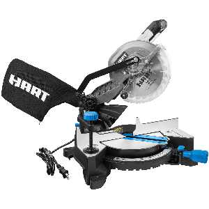 HART 7-1/4-Inch 9-Amp Compound Miter Saw, HTMS01