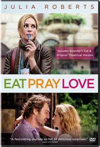 Eat Pray Love (DVD)