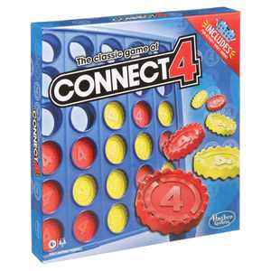Connect 4 Game, Includes Coloring and Activity Sheet