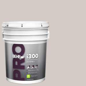 BEHR PRO 5 gal. #PPU18-09 Burnished Clay Eggshell Interior Paint