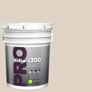 BEHR PRO 5 gal. #720C-2 Chocolate Froth Eggshell Interior Paint
