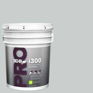 BEHR PRO 5 gal. #720E-2 Light French Gray Eggshell Interior Paint