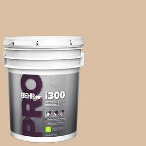 BEHR PRO 5 gal. #S240-3 Ash Blonde Eggshell Interior Paint