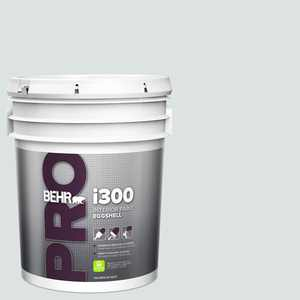 BEHR PRO 5 gal. #MQ3-27 Etched Glass Eggshell Interior Paint