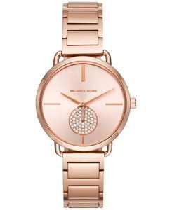 Women's Portia Stainless Steel Bracelet Watch 36mm