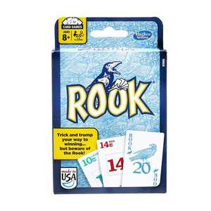 Rook: Brain-Teasing Family Card Game for Ages 8 and up, for 2-6 Players