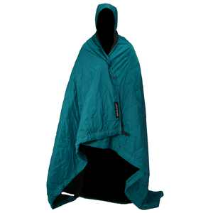 Equip Blue Evo Sling: Hammock, Ground Cover, Poncho, Canopy, Open Size: 86.6 in L x 66.9 in W