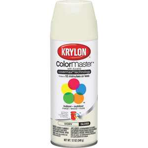 PAINT SPRY GLOSS IVORY 12OZ