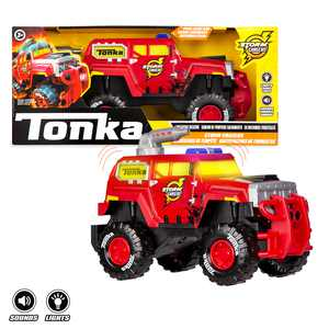 Tonka - Mega Machines - Storm Chasers Lights and Sounds - Wild Fire Rescue