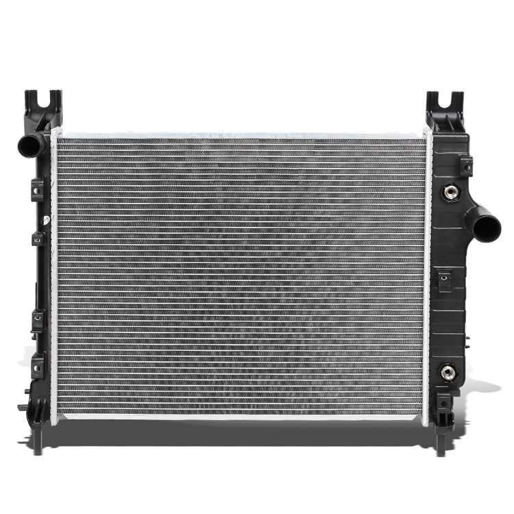 DNA Motoring OEM-RA-2294 For 2000 to 2004 Dodge Dakota/Durango AT OE Style All Aluminum Core 2294 Cooling Radiator 01 02 03
