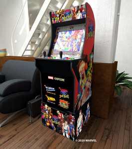 X-Men VS Street Fighter, Arcade 1Up
