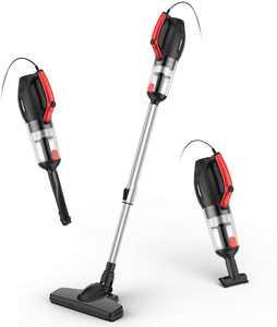 Aposen  4 In 1 Corded Vacuum Powerful 16Kpa Stick Vacuum Cleaner for Hard Floor, Carpet