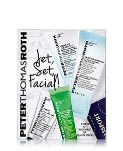 ($47 Value) Peter Thomas Roth 4-Piece Jet Set Facial Gift Set