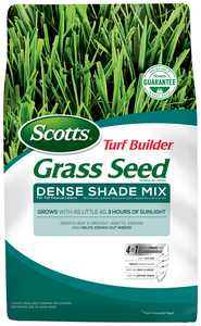 Scotts Turf Builder Grass Seed Dense Shade Mix for Tall Fescue Lawns, up to 1,750 sq. ft.