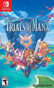 Trials of Mana, Square Enix, Nintendo Switch, 662248923468