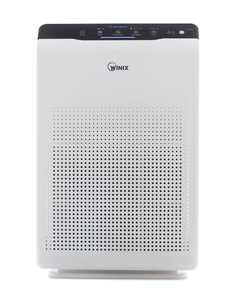 Winix C535 True HEPA 4-Stage Air Purifier with PlasmaWave Technology and SmartSensors, AHAM Verified for 5 air changes per hour for 360 square feet, 1 year worth of filtration