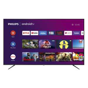 "Philips 75"" Class 4K Ultra HD (2160p) Android Smart LED TV with Google Assistant (75PFL5604/F7)"