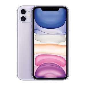 Straight Talk Apple iPhone 11 Prepaid with 64GB, Purple