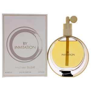 Invitation by Michael Buble for Women - 3.4 oz EDP Spray