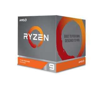 AMD Ryzen 9 3900X 12-Core, 24-Thread 4.6 GHz AM4 Processor