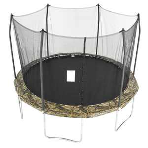 Skywalker Trampolines 12' Round Trampoline with Enclosure, Camo