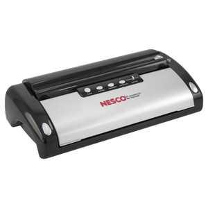 Nesco Deluxe Vacuum Sealer (Black) VS-02