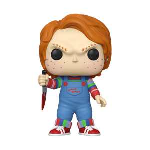 "Funko POP! Movies: Chucky - 10"" Chucky"