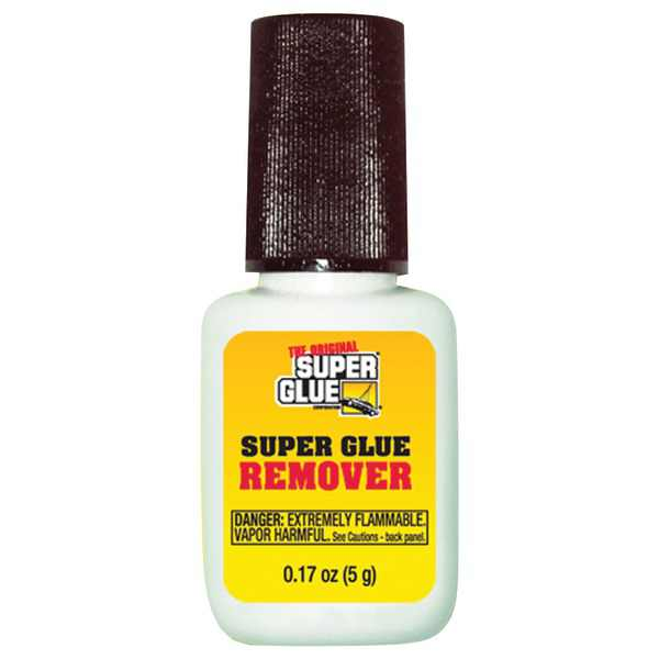 The Original Superglue Super Glue Gel Remover