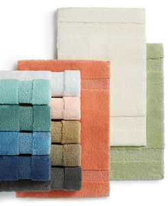 Spa Bath Rugs, Created for Macy's
