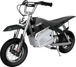 Razor MX350 24V Dirt Rocket Electric Ride on Motocross Bike