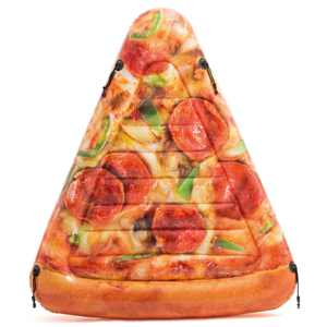 "Intex Inflatable Pizza Slice Pool Mat, 69"" x 57"""