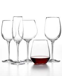 Crescendo Glassware Sets of 4 Collection