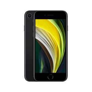 Straight Talk Apple iPhone SE (2020), 64GB, Black - Prepaid Smartphone [Locked to Carrier - Straight Talk]