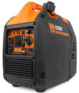 WEN Super Quiet 2350-Watt Portable Inverter Generator with Fuel Shut Off, CARB Compliant, Ultra Lightweight