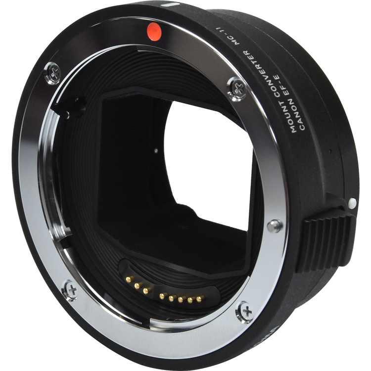 Sigma MC-11 Mount Converter (Canon EOS EF to Sony Alpha E-Mount)