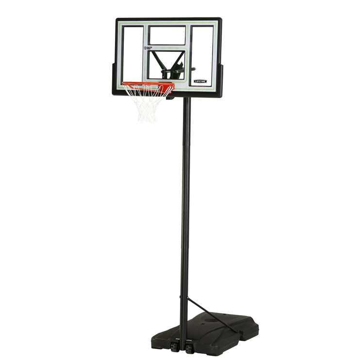 Lifetime 46in Adjustable Portable Basketball Hoop, 90584