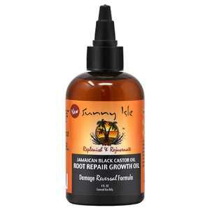 Sunny Isle Jameican Black Castor Oil Root Repair Growth Oil 4oz