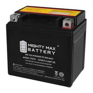 YTZ7S 12V 6AH Battery for Honda 1000 CBR1000RR 2008-2014
